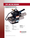 VT-16/19/25HD Heavy Duty Pneumatic Combination Tools