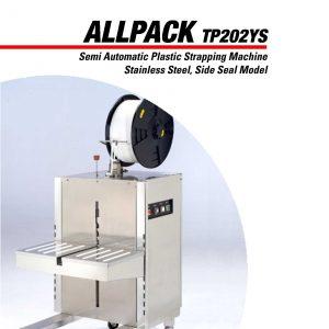 TP202YS Semi-automatic Plastic Strapping Machine | Signode Canada