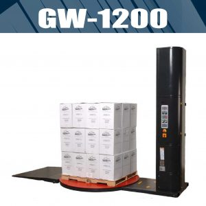 GW-1200 Semi-automatic Turntable Wrapping Machine