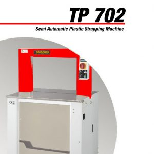TP702 Semi-automatic Plastic Strapping Machine | Signode Canada