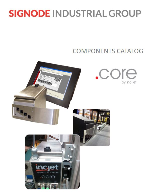 .core by inc.jet - Components Catalog | Signode Canada