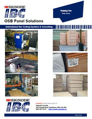 IBC OSB Panel Solutions Signode Canada