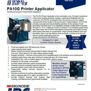 IBC PA10G - Advanced RFID labels | Signode Canada