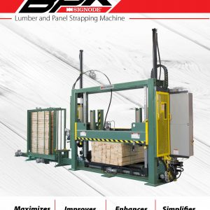 BPX Lumber and Panel Strapping Unitizing Machine